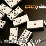Jackpot DominoQQ Online Yang Harus Dikenali